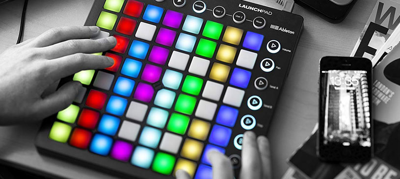 comprar launchpad barato novation